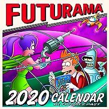 2020 Futurama Caledar