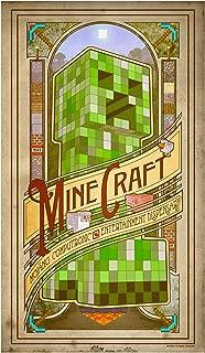 JINX Minecraft Computronic Wall Poster, 24