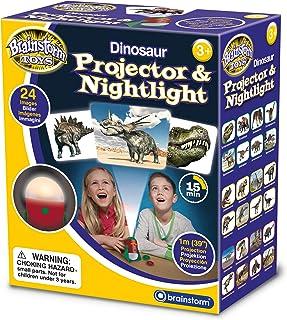 brainstorm E2046 Projector and Nightlight, Dinosaur