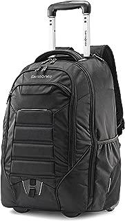 Samsonite Tectonic 2 Wheeled Backpack Black