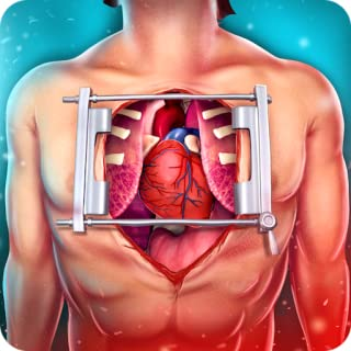 Emergency Open Heart Surgery Simulator 3D