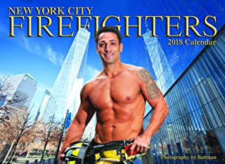 2018 New York City Firefighters Calendar