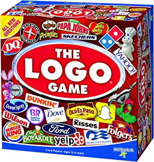 The Logo Game -- New 2019 Edition with All New Questions! (Renewed)