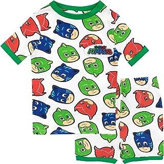 PJ Masks Boys' Catboy Owlette Gecko Pajamas