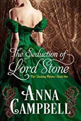 The Seduction of Lord Stone (Dashing Widows Book 1) Kindle Edition