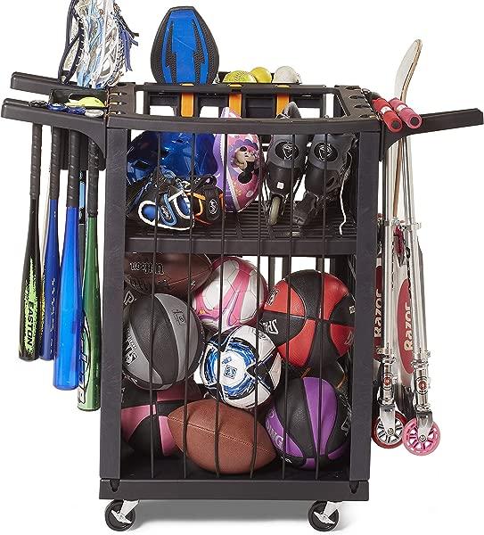 Lock Roll Organizer Garage Storage System