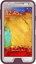 OtterBox Defender Series Case for Samsung Galaxy Note 3 - Retail Packaging - White/Purple (Discontinued by Manufacturer)