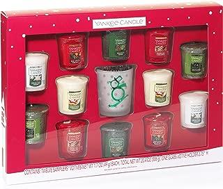 Yankee Candle Company 1552454 Holiday Memories Samplers Christmas Gift Set