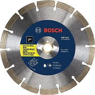 Best 7 1/4 asphalt cutting blade Reviews
