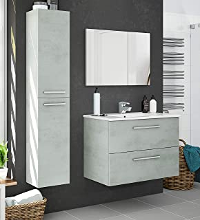 Miroytengo Pack Muebles baño Plutón diseño Moderno (