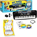 eMedia My Piano Starter Pack for Kids with Poster , 49-Key