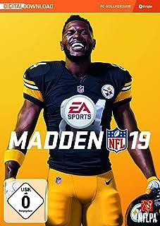 Madden NFL 19 - PC (Code in der Box) [Importación alemana]