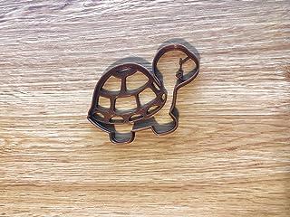Cortadores de galletas de tortuga - Cortador de galletas de tortuga - Galletas, jabones, cerámica