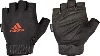 adidas Men's Heavy Weight Lifting Gloves with Natural Suede Grip