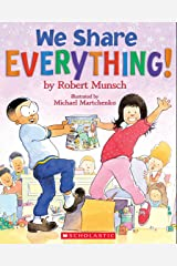 We Share Everything! Kindle Edition