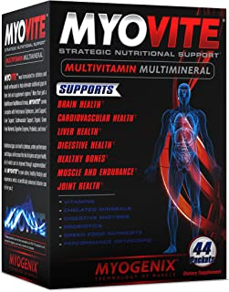 Myogenix Myovite Multivitamin, 44 Box