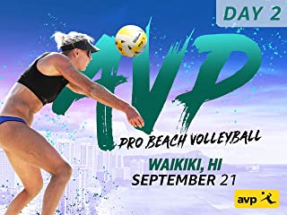 2019 AVP Hawaii Open - Day 2
