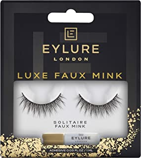 EYLURE Luxe False Lashes, Solitaire