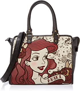 Ariel True Love Tote Bag Tan-Multi
