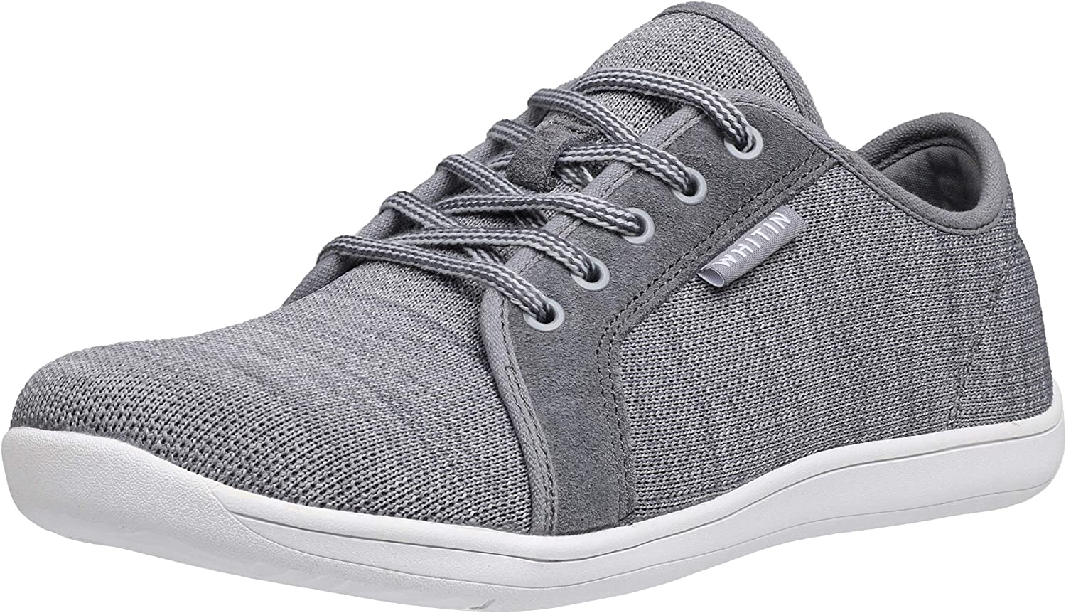 WHITIN Year-end annual account Men's Barefoot Sneakers Wide fit Support Zero Free shipping on posting reviews Arch