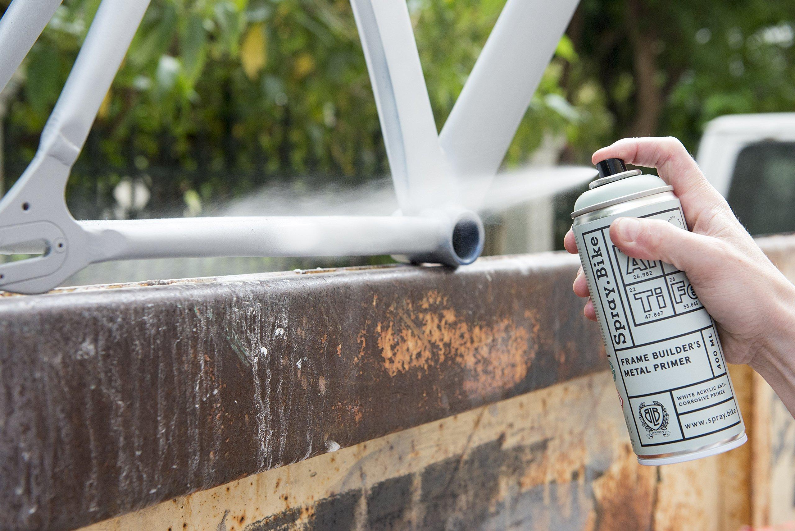 Spray.Bike Frame Builders Metal Primer: Amazon.es: Coche y moto