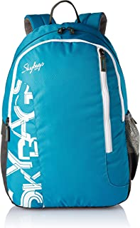 Skybags Blue Casual Backpack (BPBRA10ELBU)