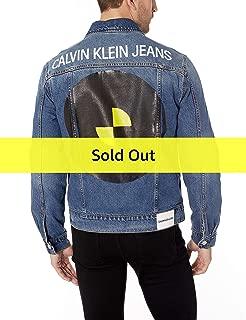 Calvin Klein Jeans Men's Denim Trucker Jacket