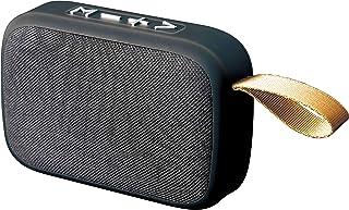 LITHON (ライソン) ワイヤレスミニスピーカー SP-26 KABS-026B │Bluetooth USB充電│小さいバッグにも入るコンパクトサイズ