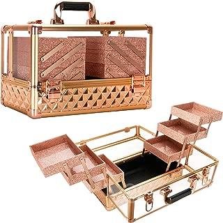 clear beauty case