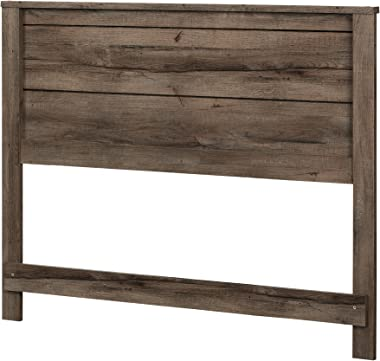 South Shore Fynn Headboard Full Fall Oak