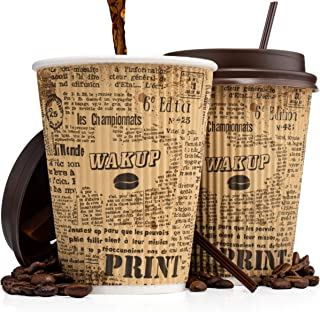 Best ice cream paper cups with lids Reviews