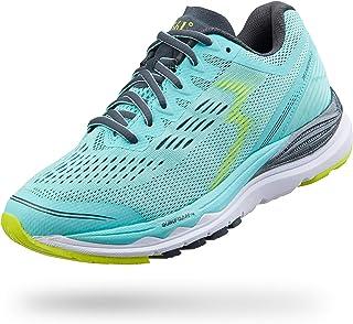 361 Women's Meraki 2 Running Shoe (8.0 D, Aruba Blue/Ebony)