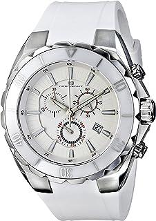 Oceanaut Men's OC5121 Seville Analog Display Quartz White Watch