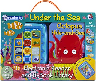 Under The Sea Me Reader Junior Electronic Reader and 8-Board Book Library - PI Kids