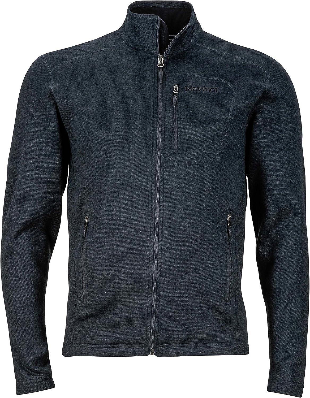 Marmot Men's Drop Line Lightweight Ja Sweater 100-Weight Tucson Mall Fleece 70% OFF Outlet