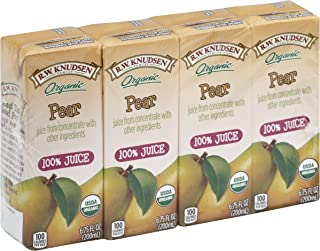 100 pure pear juice