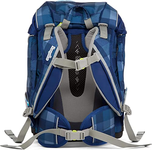 ergobag Pack - ergonomisches Schulrucksack-Set KaroalaB