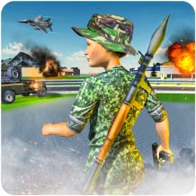 US Army Base Defense – Military Attack Game 2018