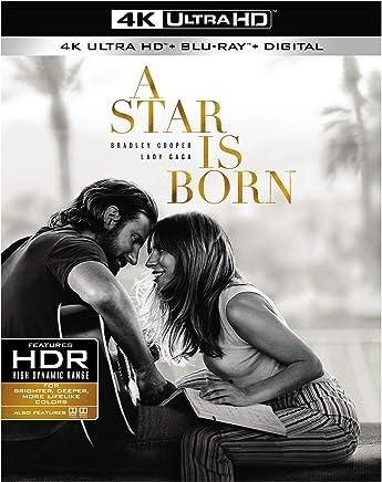 Star Is Born, A (4K Ultra HD + Blu-ray + Digital) (4K Ultra HD)