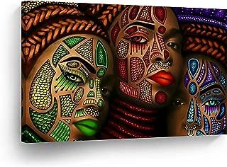 Best african woman art Reviews