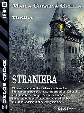 Straniera (Delos Crime)