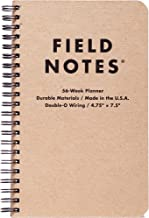 Field Notes - 56-Week Planner - 4.75