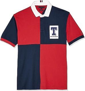 df767d2a Amazon.com.au: Tommy Hilfiger - Polos / Tops & Tees: Clothing, Shoes ...