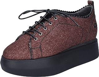 GUARDIANI SPORT Sneaker Donna Glitter Rosso