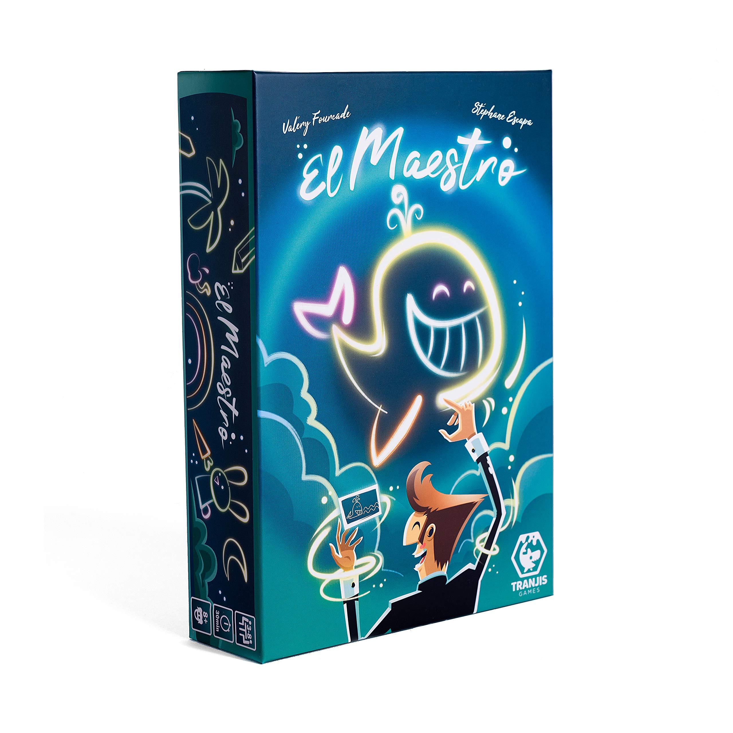 Tranjis Game-El Maestro (449042): Amazon.es: Juguetes y juegos