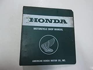 1984 Honda NN50MD GYRO Service Shop Manual BINDER STAINED FACTORY OEM DEAL 84