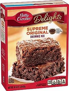 betty crocker supreme brownie mix