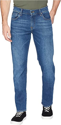 7 For All Mankind Standard Classic Straight Leg in Oasis (Left Hand)