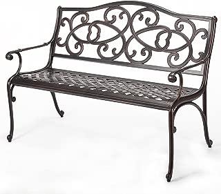 wrought iron yard furniture
