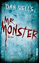 Mr. Monster: Thriller (Serienkiller 2) (German Edition)